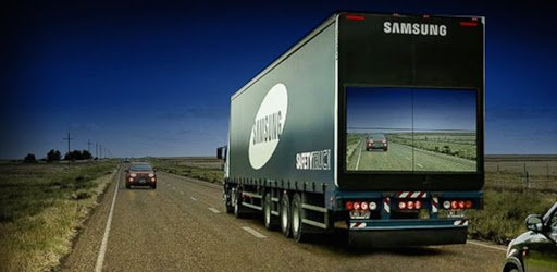 Innovation in Road Safety: The Samsung Safety Truck