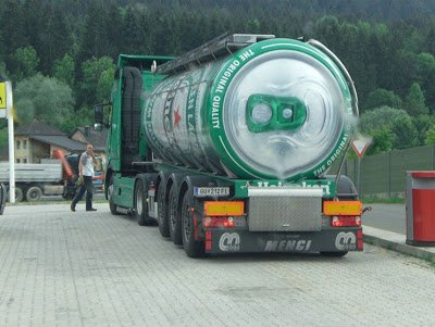 Heineken truck2