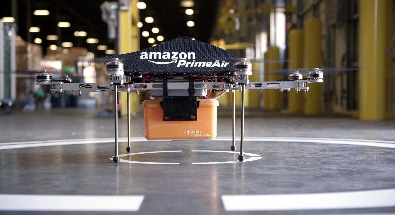 Amazon drone 1