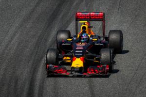 Verstappen Spain 2016