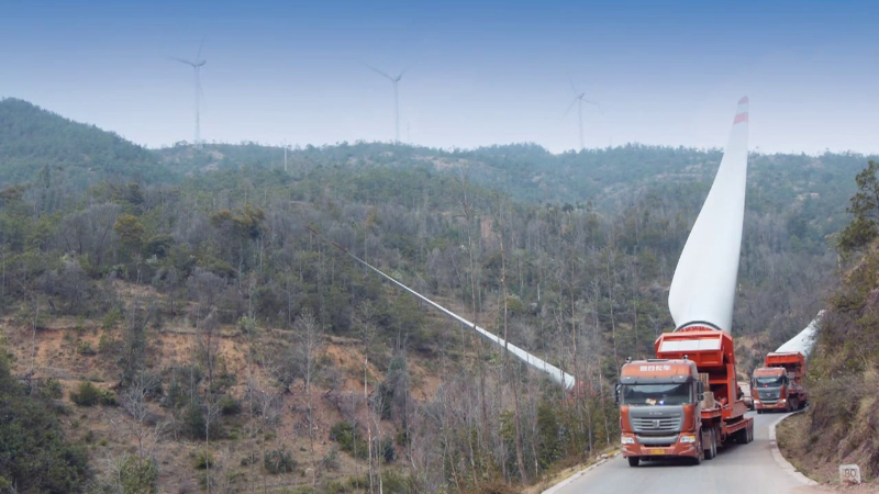 Trucks and Turbines