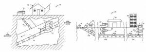 Amazon tunnel patent