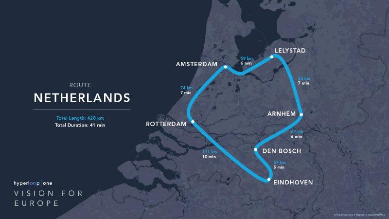 Hyperloop Netherlands 0