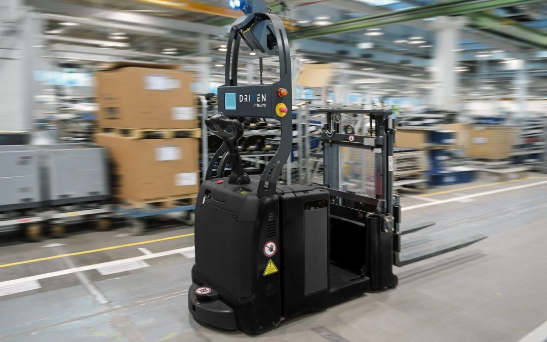 Logistics and AGVs: Ready for Primetime Beyond a Proof of Concept