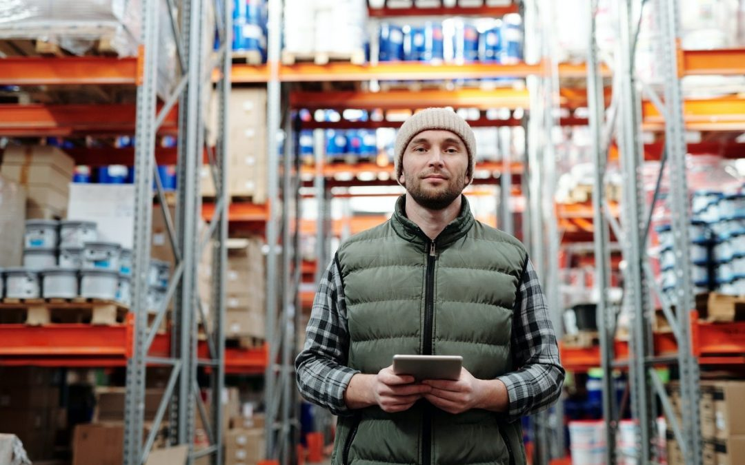 How Can AR Improve Warehouse Management?